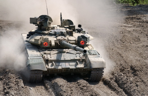 Photo of لاول مرة سيتم استخدام دبابة T-90 المتطورة بمعارك الغوطة الشرقية