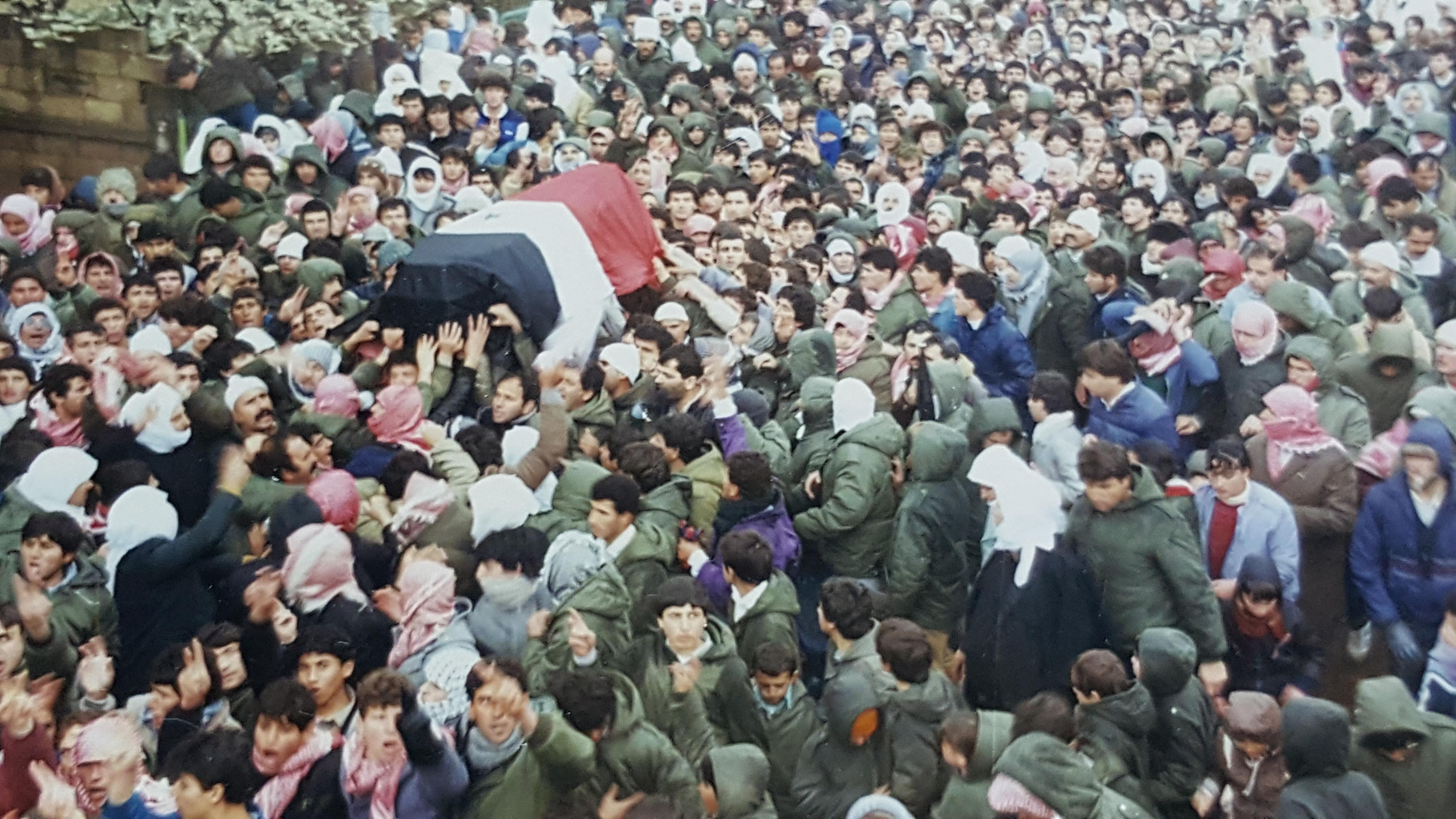Photo of بقعاثا الذكرى 36 للاضراب الوطني الكبير / الفضائية السورية