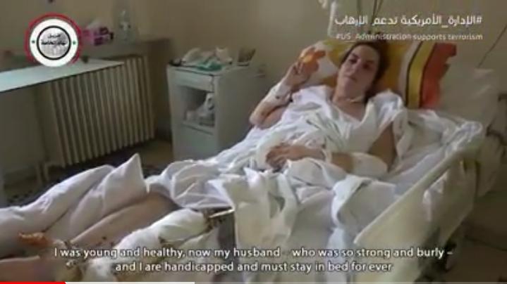 "Photo of أبرياء حرقت قذائف ""إرهابيو الغوطة"" قلوبهم وأخدت أطفالهم (فيديو)"