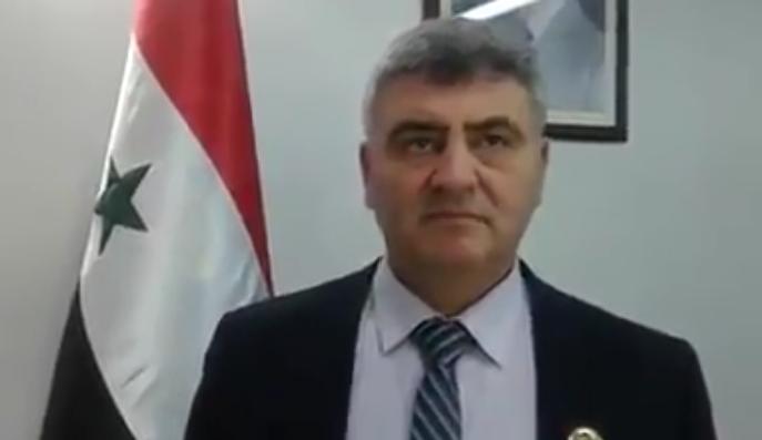 Photo of (فيديو) أولة إطلالة إعلامية لمحافظ القنيطرة همام صادق الدبيات