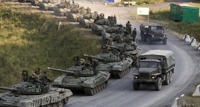Photo of أرتال من الدبابات المطوّرة لإنهاء إرهابيي الغوطة