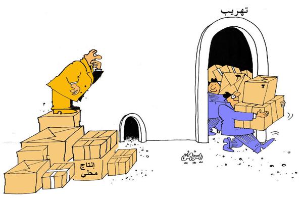 Photo of تجار يهربون المواد الأولية من تركيا!