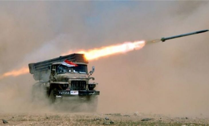 Photo of الجيش يواصل تقدمه في ريف حماه
