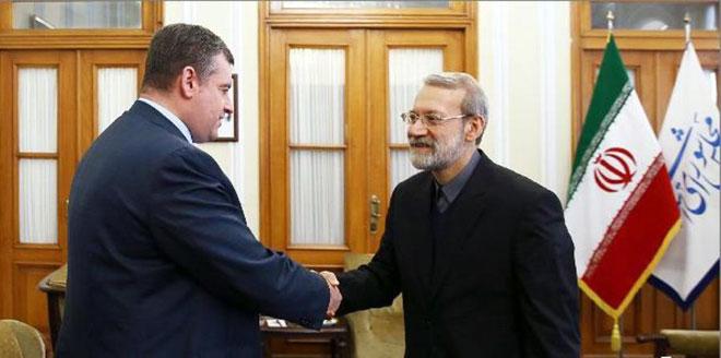 Photo of لاريجاني: تعاون إيران وروسيا أثمر نتائج ايجابية بسوريا
