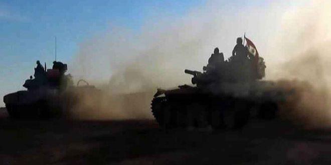 Photo of خفايا داعش بدير الزور… انفاق أسلحة وذخائر متنوعة