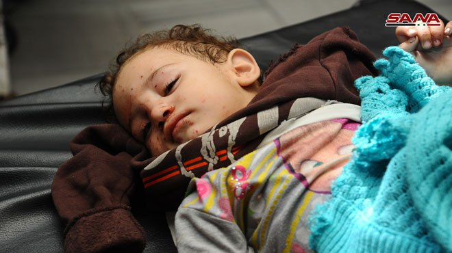 Photo of كحصيلة أولية.. 54 قذيفة هاون على دمشق
