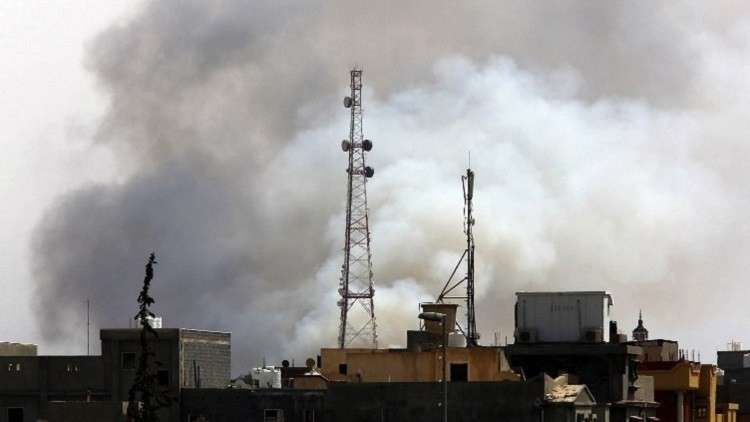 Photo of استشهاد شابين فلسطينين جراء قصف اسرائيلي على غزة