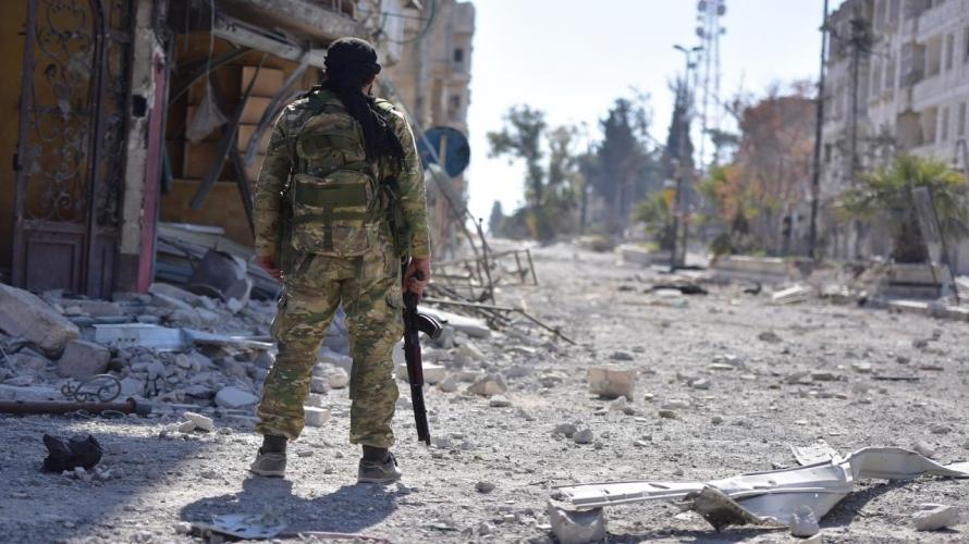 Photo of بعد وصول أرتال النمر… إرهابيو الغوطة يطالبون المفاوضات