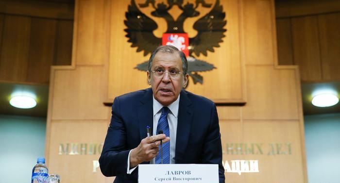 Photo of لافروف: استفزازت إرهابيي الغوطة لن تهدأ الأوضاع