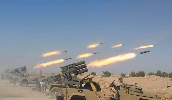 Photo of كيف تصدى الجيش لهجوم النصرة بريف حماة?