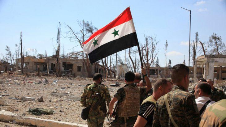 Photo of أكثر من 1100 كم مربع تحت سيطرة الجيش بأرياف حماة-حلب-ادلب