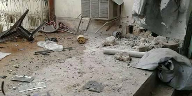Photo of Two injured by armed groups' mortars on Damascus Old City