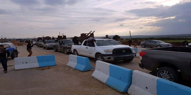 Photo of Popular forces arrive in Afrin to support locals against Turkish assault and Daesh