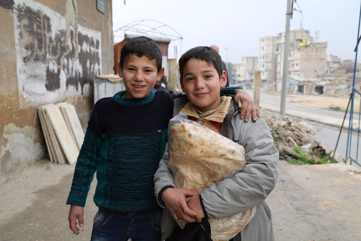 "Photo of ""برنامج الأغذية العالمي"" يقوم بتأهيل وتجهيز عدة مخابز بحلب"