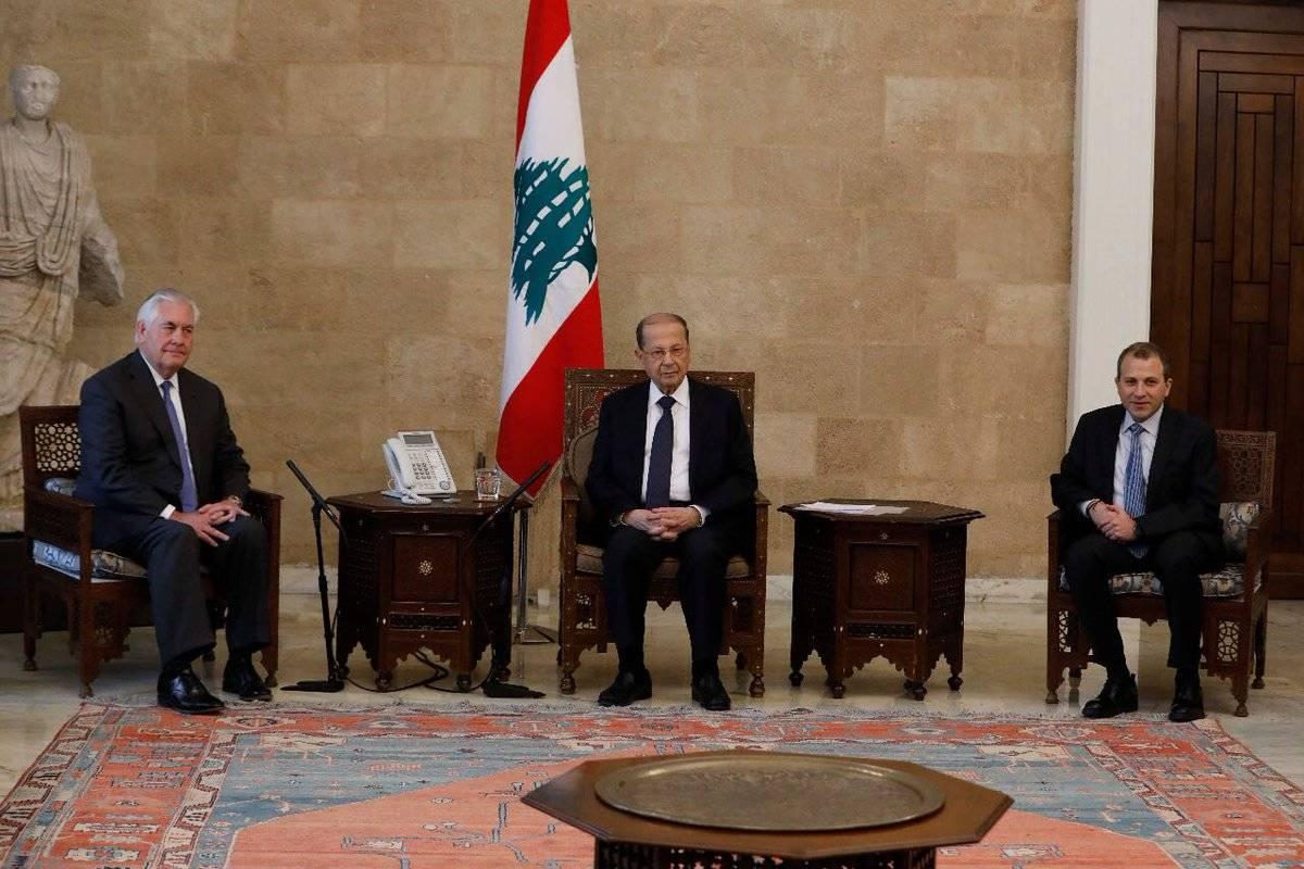 Photo of واشنطن تعرض على لبنان تبادل أراضٍ مع «إسرائيل»!