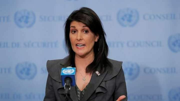 Photo of مندوبة واشنطن بمجلس الأمن تٌهاجم روسيا!