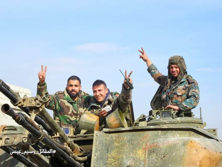 Photo of انجاز جديد لجيش بريف حماة