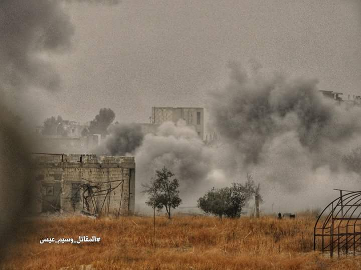 Photo of بالصور- عمليات الجيش بحوش الظواهرة