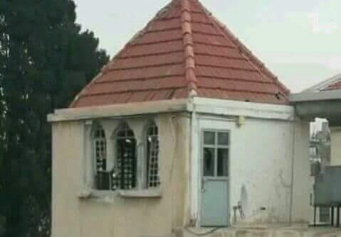 Photo of قذائف إرهابية على الكنيسة المريمية بدمشق