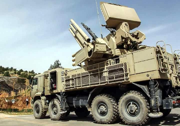 Photo of المضادات الجوية تتصدى للاعتداء اسرائيلي على منطقة جمرايا