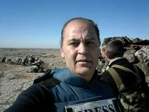 """Photo of الأعلامي """"علي الأعور"""" رئيساً للمركز الإذاعي والإخباري بالقنيطرة"""