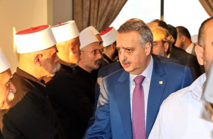"""Photo of كلمة الأمير """"طلال أرسلان"""" للأهل في الجولان الذكرى ٣٦ للاضراب الوطني"""