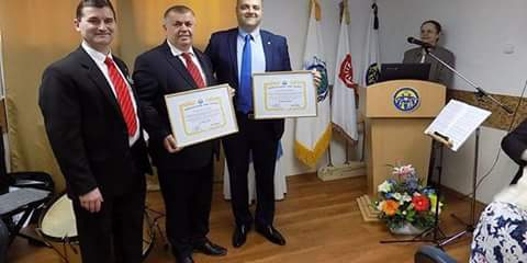 Photo of Expatriate Syrian doctor recognized as Ambassador for Peace by UPF