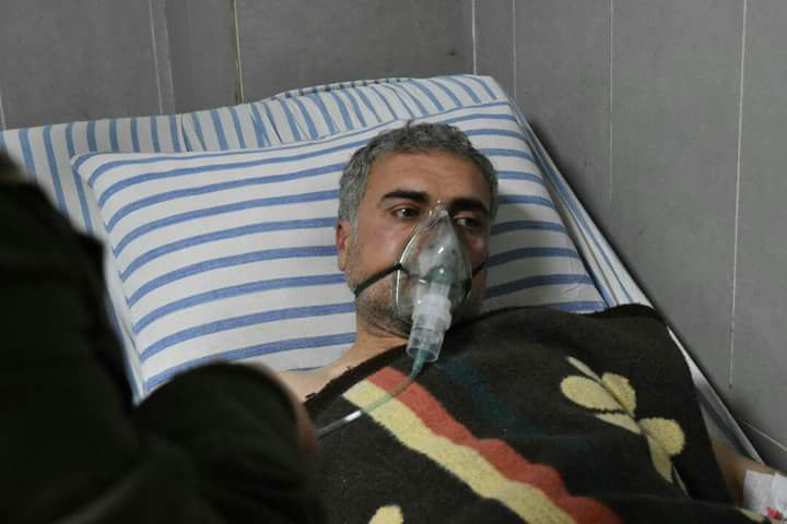 Photo of Six civilians suffer suffocation due to Turkish toxic gas attack