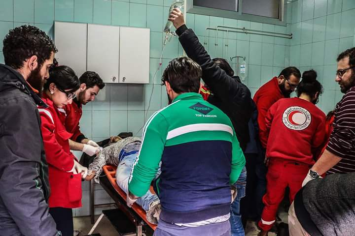 Photo of أسماء شهداء و جرحى المتواجدين بمشفى المجتهد