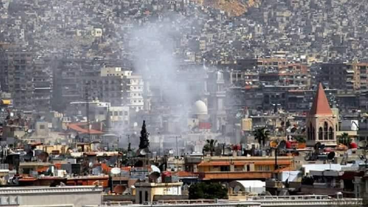 Photo of دمشق: الغرب شريك بجرائم الغوطة على دمشق