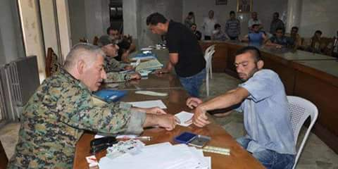 Photo of Legal status of 135 persons in Homs settled