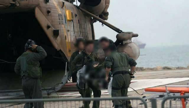 Photo of بالفيديو- لحظة إخلاء الطيارين شمال فلسطين بعد إسقاط طائرتهم وإصابتهم بجروح