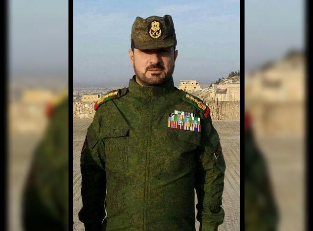 "Photo of رسالة النمر لإرهابيي الغوطة… "" سألقنهم درساً بالقتال والنّار"" (فيديو)"