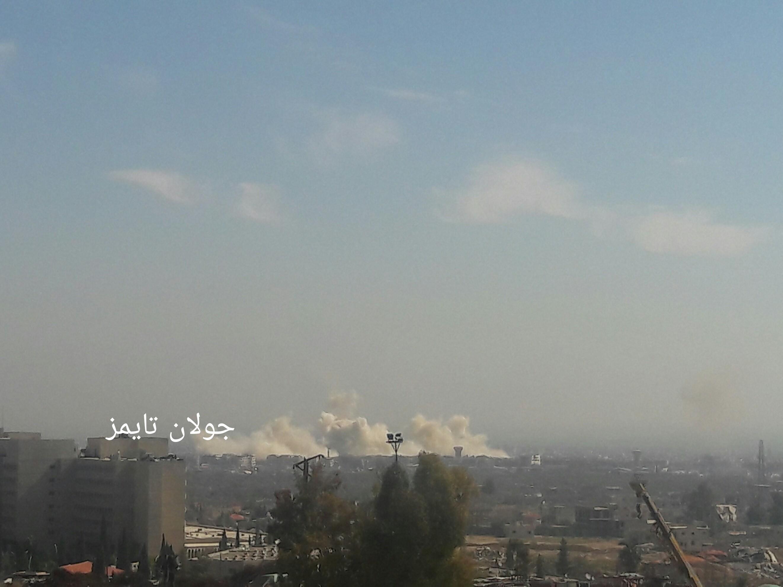 Photo of ١٠٠ قتيل إرهابيي بنيران الجيش في الغوطة