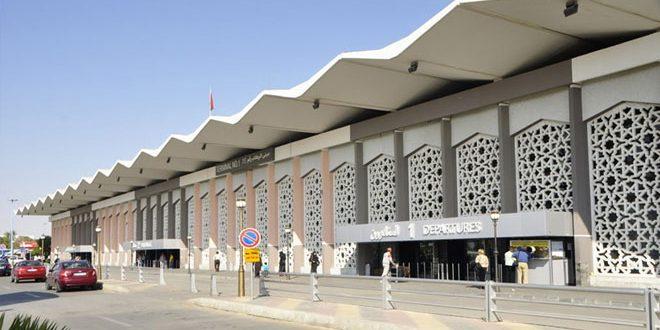 Photo of قذائف إرهابية على مطار دمشق الدولي