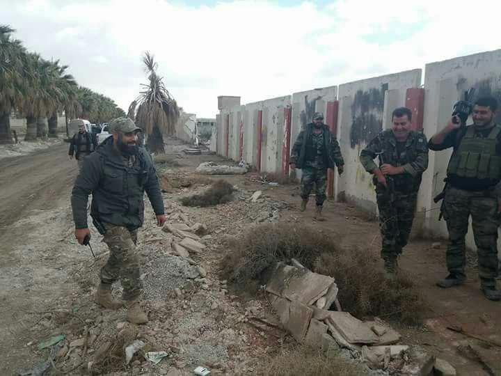 """Photo of وكالة """"ANNA"""" تنشر فيديو اقتحام الجيش لحوش الضواهرة بالغوطة الشرقية"""