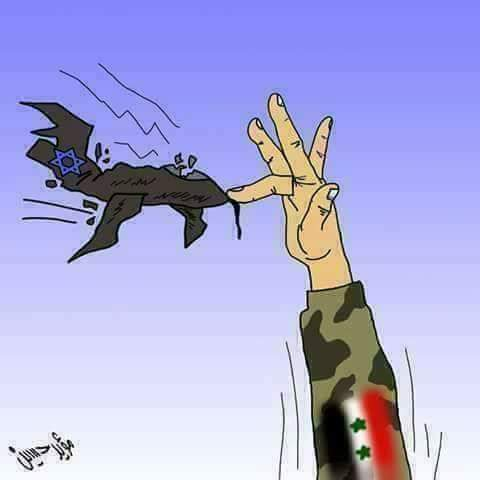 Photo of دمشق تعلن عن إسقاط طائرة إسرائيلية وتل أبيب تنفي