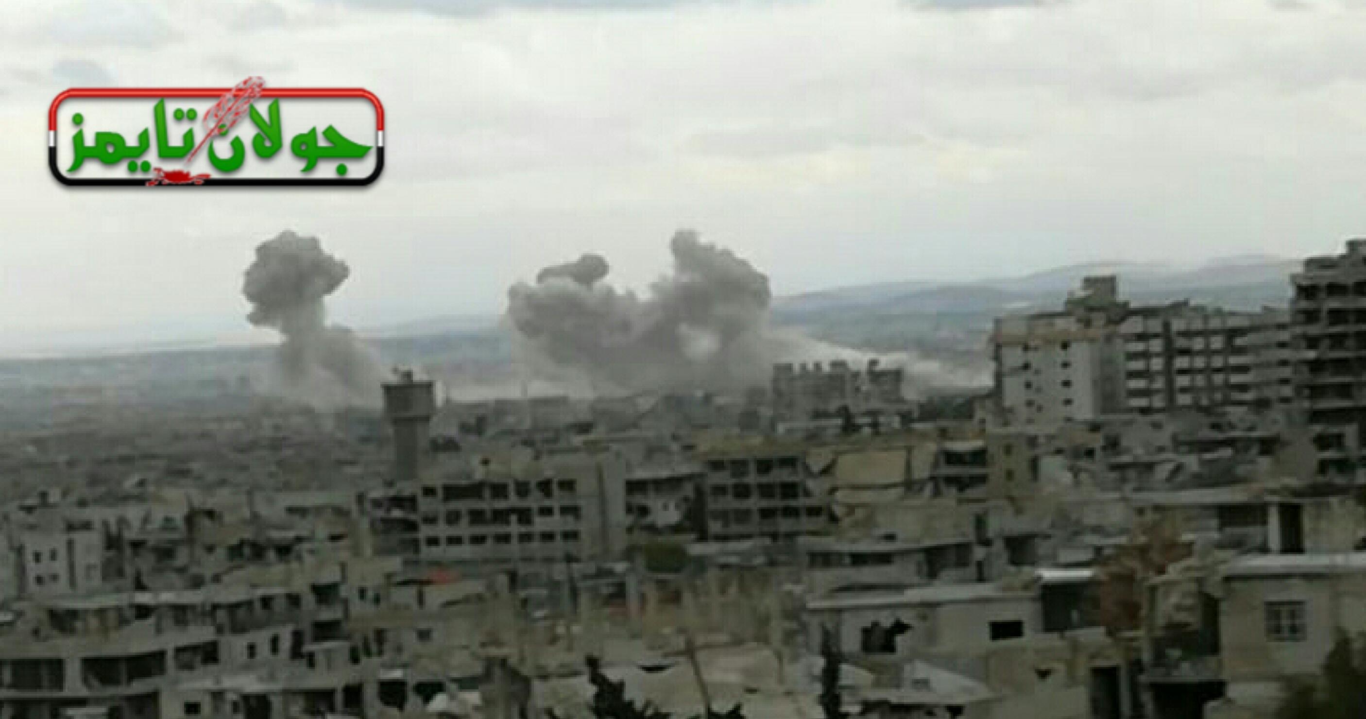 "Photo of خرق جديد للهدنة والجيش يرد على إرهابيي ""الغوطة الشرقية"""