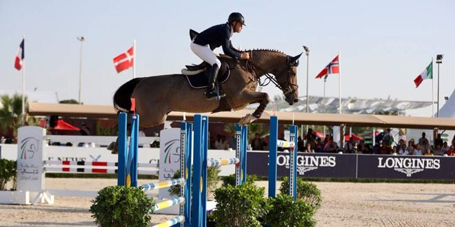Photo of Syrian equestrians achieve good results at Sharjah International Jumping Championship
