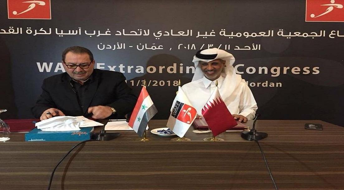 Photo of الاتحاد الرياضي العام: اتفاقية التعاون الكروي بين رمضان والقطري بن خليفة تمت دون علمنا !