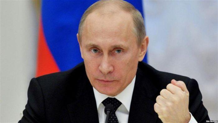 Photo of بوتين: تحالف واشنطن دمر الموصل والرقة