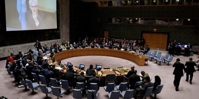 Photo of تأجيل جلسة مجلس الأمن حول الأوضاع في سوريا إلى غدٍ الجمعة
