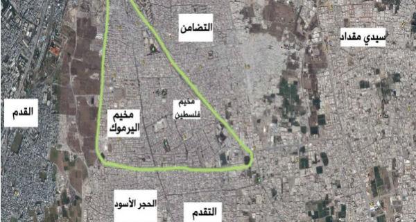 Photo of هدوء وأنباء متضاربة عن جبهة جنوب دمشق