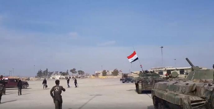 Photo of هكذا ردت القوات الشعبية السورية على اعتداءات الجيش التركيّ قرب عفرين