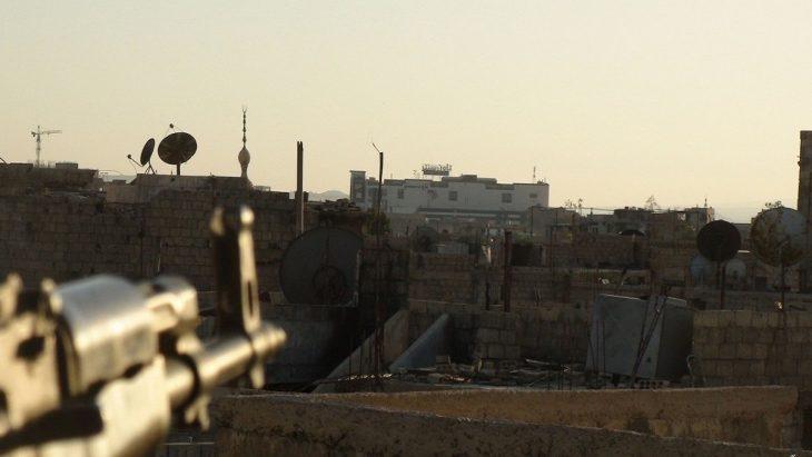 Photo of الجيش يتابع عملياته .. وإرهابي حرستا يمنعون الأهالي من الخروج