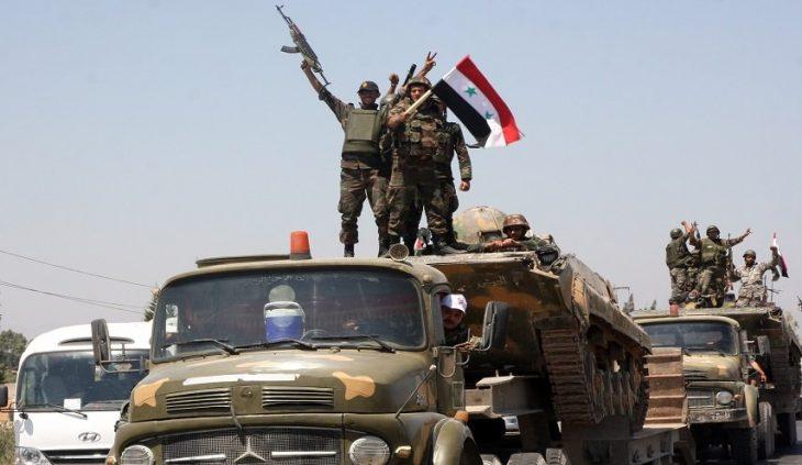 Photo of سابقة عسكرية انفرد بها الجيش السوري في تاريخ الحروب الحديثة
