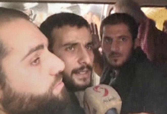 Photo of فيديو وأسماء المحررين من حرستا