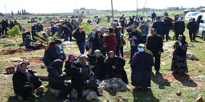 Photo of الأمم المتحدة تعترف.. تركيا هجرت 170 ألف مدني من عفرين