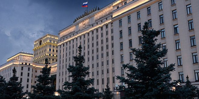 Photo of Russian Defense Ministry: Allegations about chemical attack in Ghouta baseless
