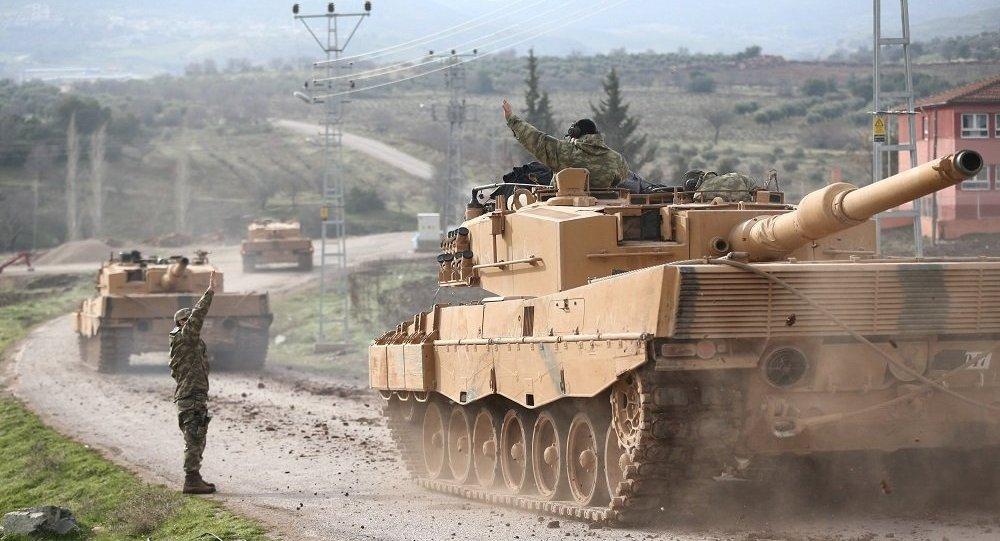 Photo of الخارجية الأمريكية: عفرين أخليت تحت تهديد هجوم الجيش التركي